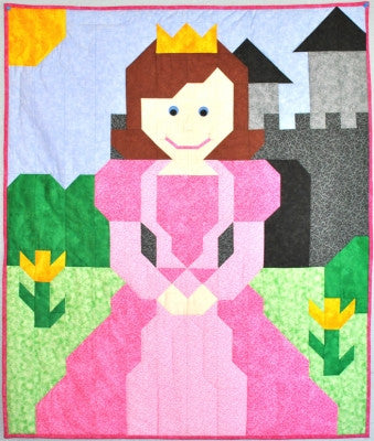 Princess Quilt Pattern