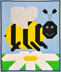 Bumble Bee Quilt Pattern
