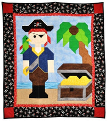 Pirate Quilt Pattern