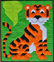 Andy's Tiger Quilt Pattern