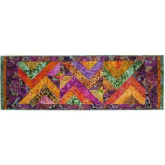 Rock n' Jelly Roll Table Runner