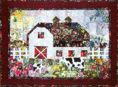 """At The Farm"" Watercolor Quilt Kit"