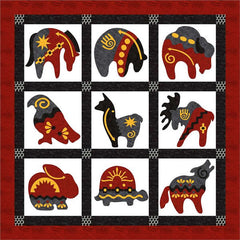 Native Flair Quilt Pattern