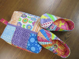 Snappy Slippers & Travel Bag