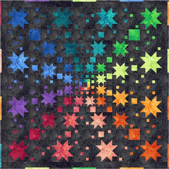 Star Burst Quilt Pattern