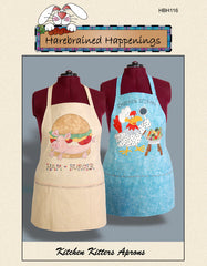 Kitchen Kitters Aprons