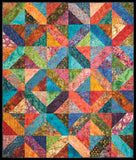 Ten Pack Quilt Pattern