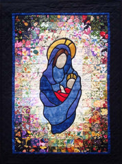 """Madonna"" Watercolor Quilt Kit"