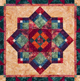 Nature's Jewels Block of the Month Pattern