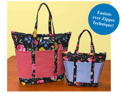 Cooler Grocery Tote & Insulated Lunch Tote Pattern