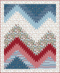 Alpine Village Quilt Pattern