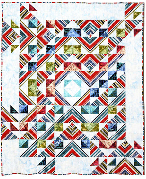 Abstract Quilt Pattern