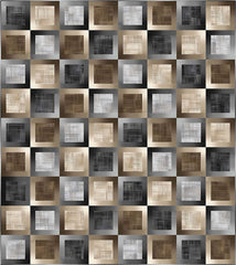 Shadow Squares Quilt Pattern