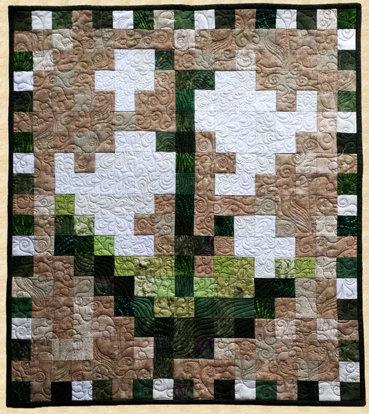 May Lily of the Valley Quilt Pattern