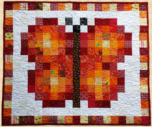 June Butterfly Quilt Pattern