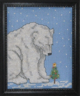 Polar Prayer Cross Stitch Pattern