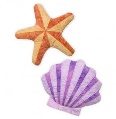 Starfish & Scallop