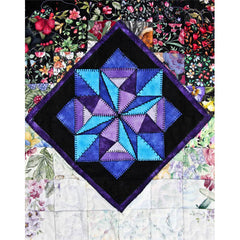 """Rachel's Sewing Room"" – Block #2: Amish Block Quilt ONLY"