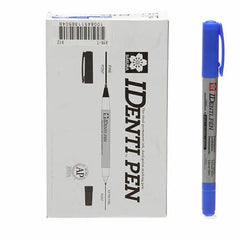Identi Pen 2 Point Blue