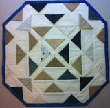 Which Way Quilt As You Go Table Runner