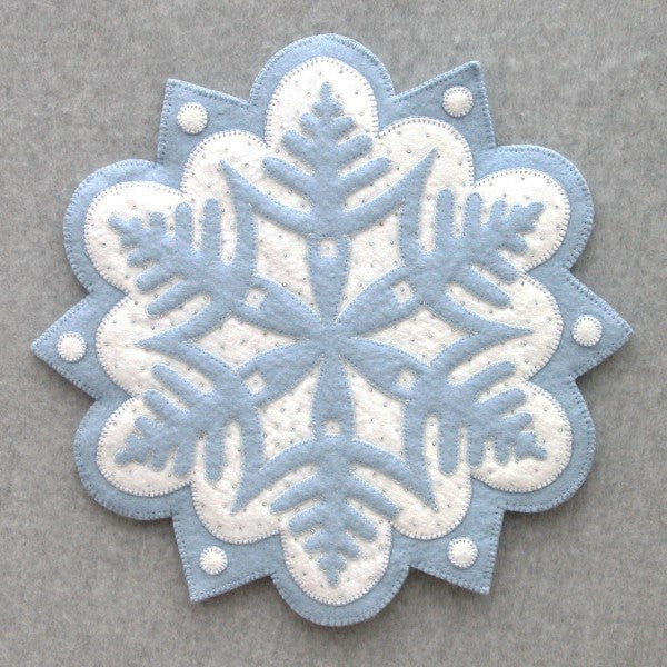Snowflake #1 Table Topper