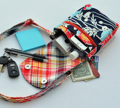 Zip and Clip Bag