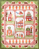 Bunny Town Block 4 - The Quilted Carrot