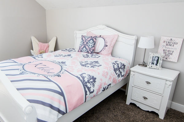 Elegant Girl Bedroom Set