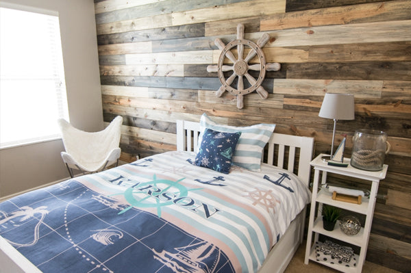 Nautical Bedroom Set