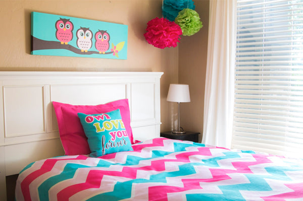 Owl Bedroom Set