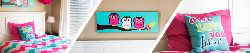 Owl Bedroom