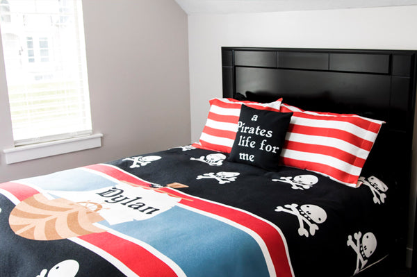Pirate Bedroom Set