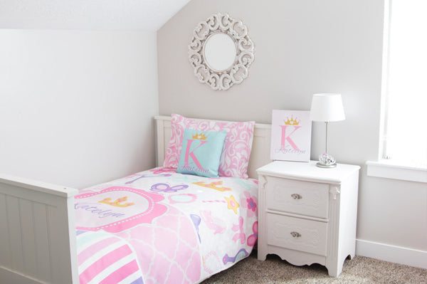 Princess Bedroom Set