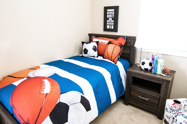 Sports Bedroom Set