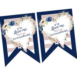 2019 theme Invitation for Young Women's with envelopes & package