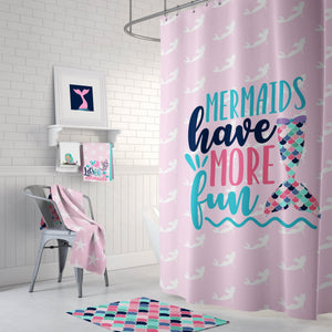 Adorable Mermaid Bathroom