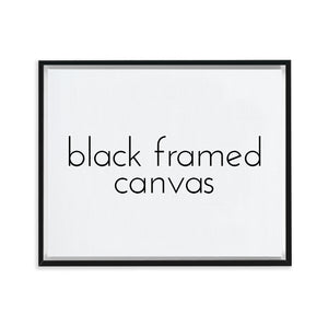 Copy of African Mudcloth Design Canvas prints black and white