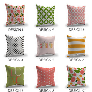 Copy of Throw Pillows LISTING