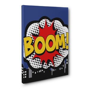 Super Comic Wall art prints, super theme canvas prints