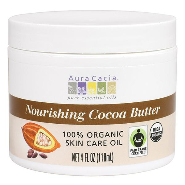 Organic Fair Trade Certified Cocoa Butter