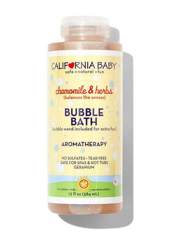 Chamomile + Herbs Bubble Bath