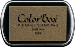 Colorbox® Full Size Metallic Inkpad, Assorted