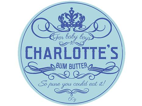 Charlotte's Bum Butter for Boys