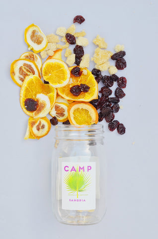 Camp Craft Cocktail - 16 oz Sangria Kit