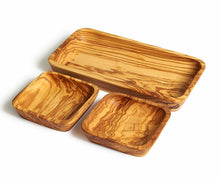 Olivewood Serving Dishes