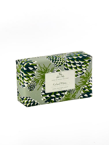 Roland Pine 5 oz Soap Bar