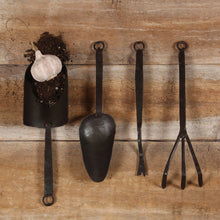Forged Iron Garden Tool Scoop