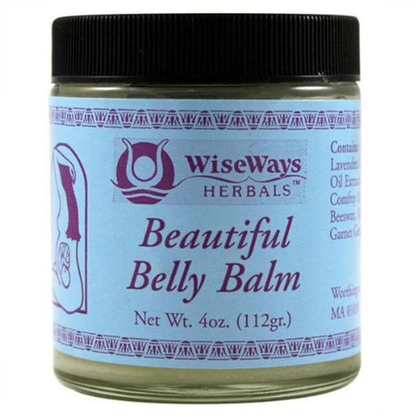 Wiseways Herbal Beautiful Belly Balm
