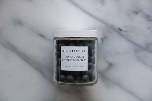 Milk Chocolate Covered Blueberries (8 oz.)