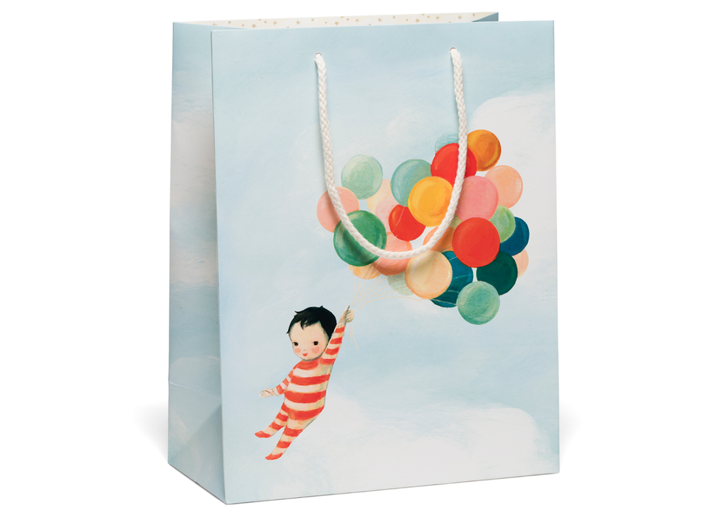 Baby Balloon Gift Bag